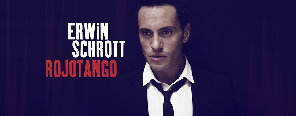 "Erwin Schrott, Rojotango, set in the ""Big Apple"" for one of operas biggest stars"