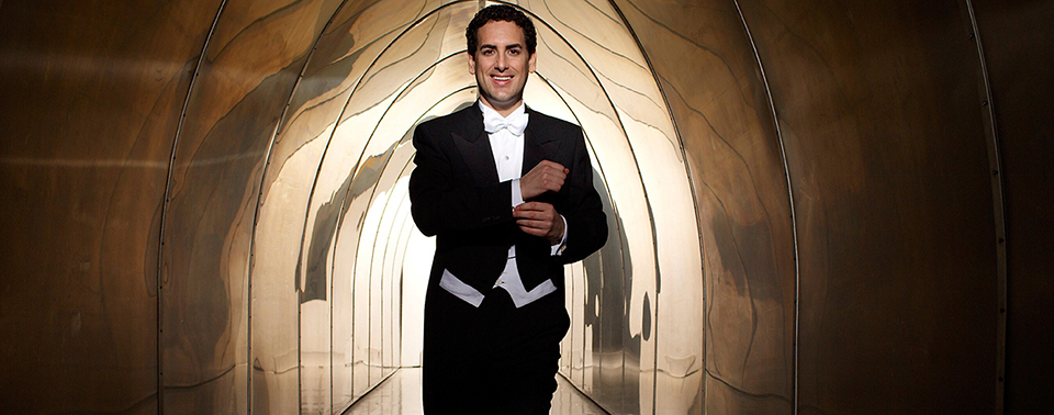 Juan Diego Florez, Decca Music Group – set in a Barcelona, our production team worked with Peru's royal singer.
