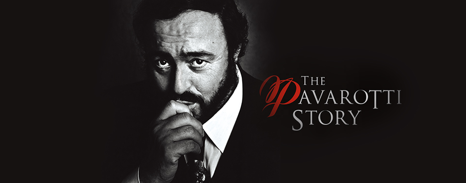 Luciano Pavarotti, Decca Music group – it was a true honour for us to design the last release for the worlds greatest tenor.