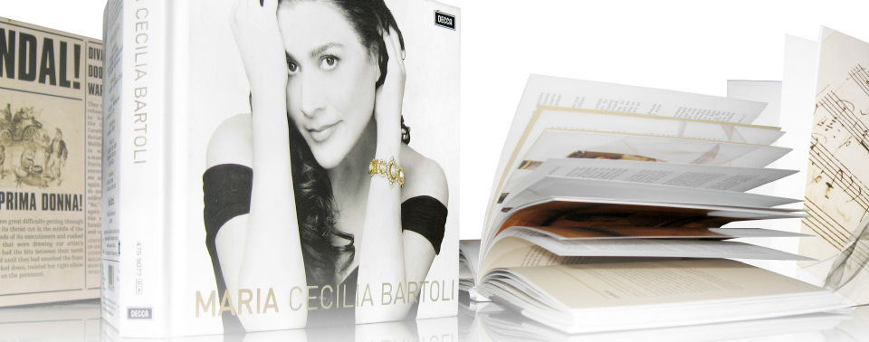 Cecilia Bartoli, Decca Music Group, the world's greatest opera star asks us to bring her idol back to life.